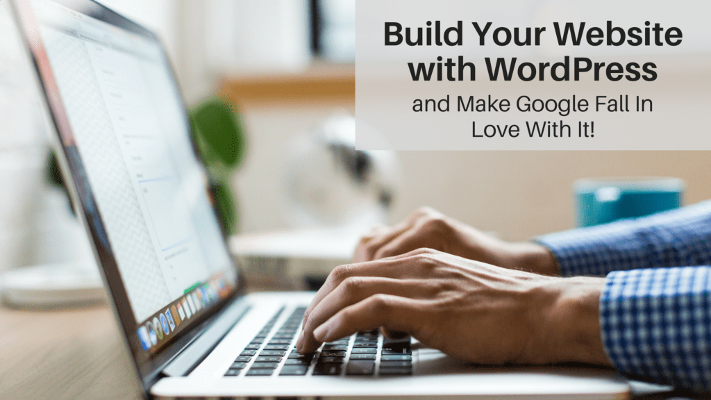 Build Your Website with WordPress-cover