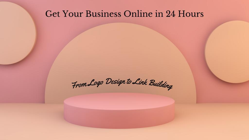 Get Your Business Online - course bundle course