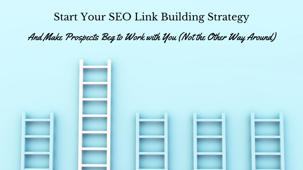 SEO Link Building - course cover