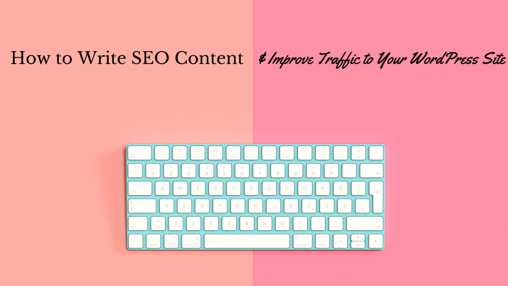 How to Write SEO Content - course cover